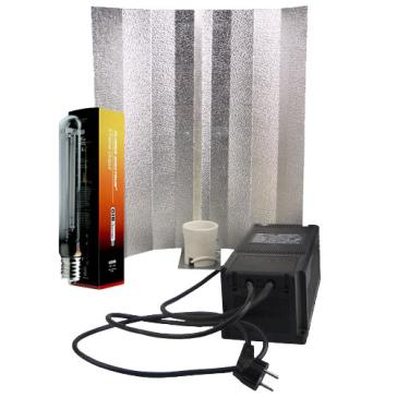 SPP System 600W + GIB Lighting Flower Spectrum XTreme Output 600W + Reflektorkappe Stucco groß