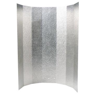 Reflektorkappe, Stucco, groß, 50 x 50 cm