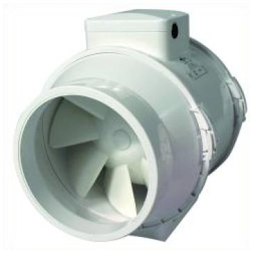 Ventilution Mixed In-Line, 467/552 m³/h, für 160 mm Rohr, Kunststoff