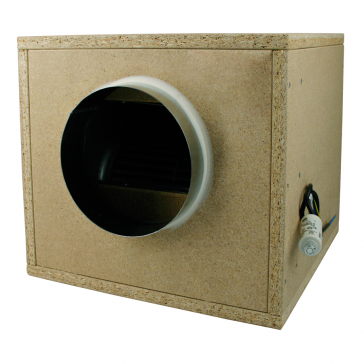 Ventilution Lüfterkiste 250 mm / 1200 m³/h