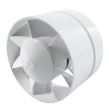 Ventilution Axiallüfter für 125 mm Rohr mit Stufenanschluss