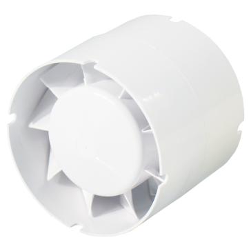 Ventilution Axiallüfter für 100 mm Rohr mit geradem Anschluss