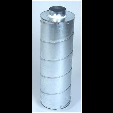 Ventilution Schalldämpfer für Lüftungsrohre, ø 100 mm