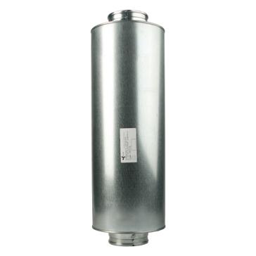 Ventilution Schalldämpfer für Lüftungsrohre, ø 125 mm
