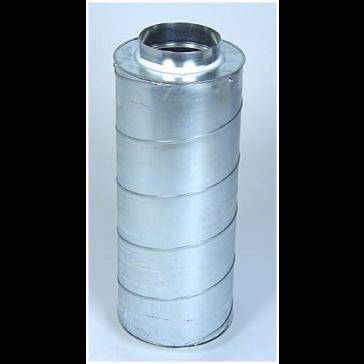 Ventilution Schalldämpfer für Lüftungsrohre, ø 160 mm