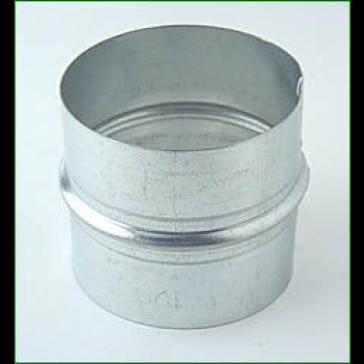 Verbindungsstück, Metall, für ø 100 mm