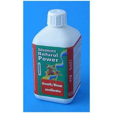 Advanced Hydroponics Growth/Bloom Excellerator, 500 ml