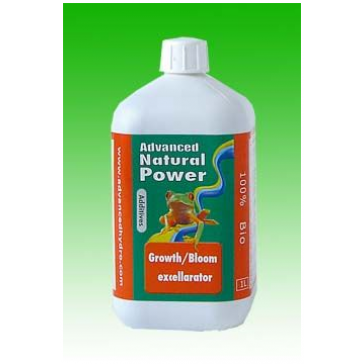 Advanced Hydroponics Growth/Bloom Excellerator, 1 L