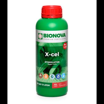 Bio Nova X-Cel, Wachstums- und Blütenstimulator, 1 L