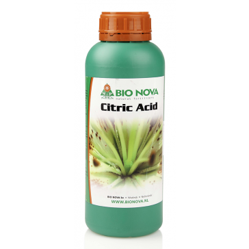 Bio Nova Zitronensäure 50%, 1 L