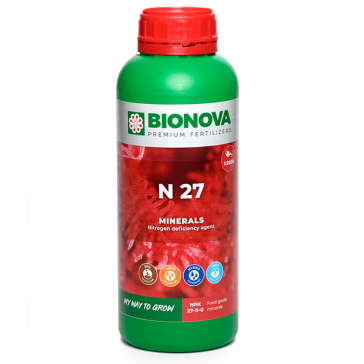 Bio Nova N 27 %, 1 L