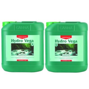 CANNA Hydro Vega A und B, je 5 L