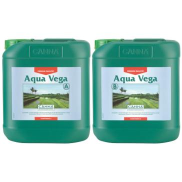 CANNA Aqua Vega A und B, je 5 L