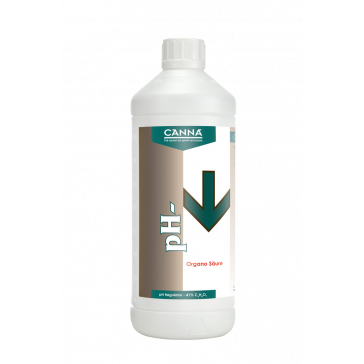 CANNA pH- organische Säure (Zitronensäure), 1 L