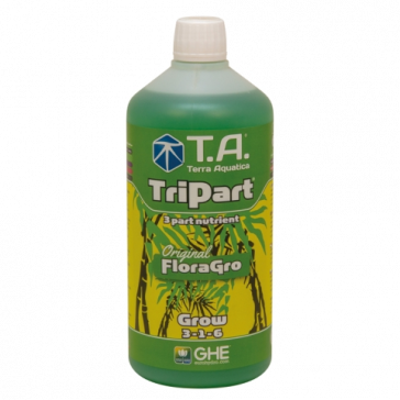 T.A. TriPart Grow, 1 L   (GHE Flora Grow)