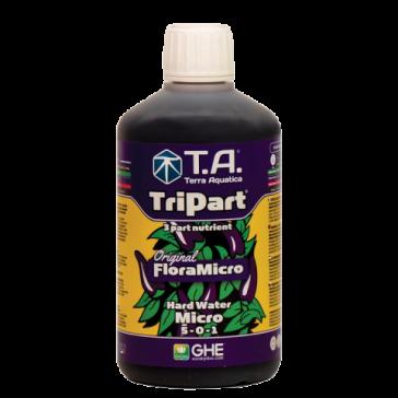 T.A. TriPart Micro, Hartes Wasser, 500 ml   (GHE Flora Micro)