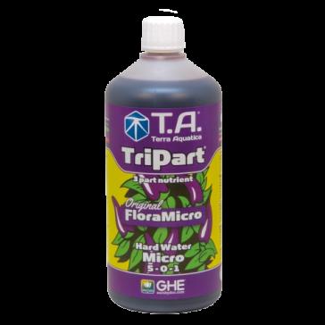 T.A. TriPart Micro, Hartes Wasser, 1 L  (GHE Flora Micro)