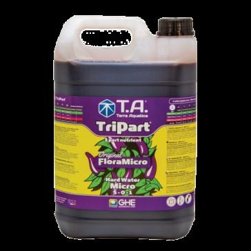 T.A. TriPart  Micro, Hartes Wasser, 5 L   (GHE Flora Micro)
