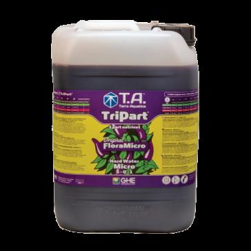 T.A. TriPart Micro, Hartes Wasser, 10 L   (GHE Flora Micro)