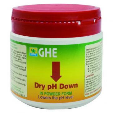 T.A. pH Down Pulver, 500 ml
