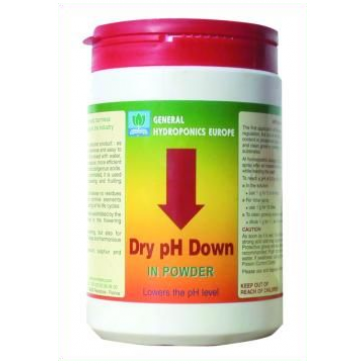 T.A. pH Down Pulver, 5 L