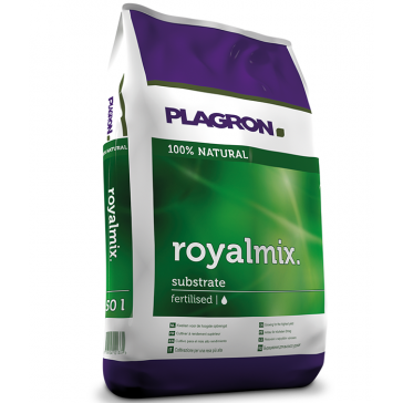 Plagron Royal-mix, enthält Perlite, 50 L