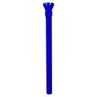 Eloxiertes Alushillum, Kopf und Rohr, L = 14,5 cm