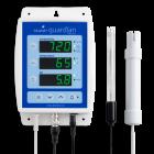 bluelab Guardian Monitor, pH/EC-Monitor, Messbereich: 0,0-14,0 pH oder 0-2500  TDS und 0-3500 ppm