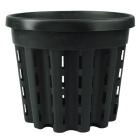 Venti-Pot, rund, schwarz, 9,5 L, ø 28,5 cm, H = 24 cm