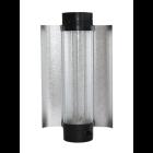 PK Cool-Tube, Anschlussflansch: ø 150 mm, L=580 mm, mit Außenreflektor, 1000 W, ohne Kabel