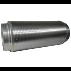 Rohrschalldämpfer, ø 450 mm, L = 120 cm