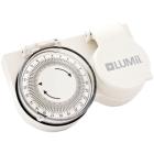 LUMii 24h-Hochleistungs-Zeitschaltuhr, 5er Box, franz. Steckertyp E