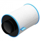 RAM Aktivkohlefilter, 170 m³/h, ø 100 mm Anschlussflansch