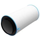 RAM Aktivkohlefilter, 1800 m³/h, ø 250 mm Anschlussflansch