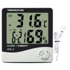 Digital Series Innen/Außen Min Max Thermometer
