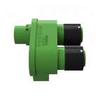 TELOS h-Steckverbinder, 250 V, 16 A