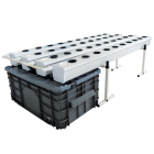 GrowStream40, aeroponisches System, für 40 Pflanzen