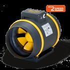 Can-Fan Max-Fan Pro AC 150/600 m³/h, Rohrventilator, 2 Geschwindigkeitsstufen