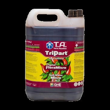 T.A. TriPart Micro, Soft Water, 5 L  (GHE Flora Micro)